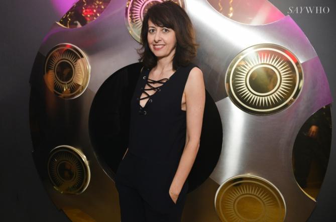 La comédienne Valérie Bonneton