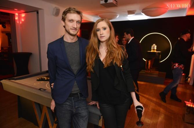 Thomas Zandro et Juliette Hautemulle
