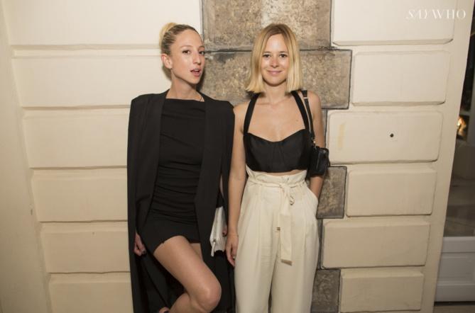 Malena Abadi et Lucie Coudurier