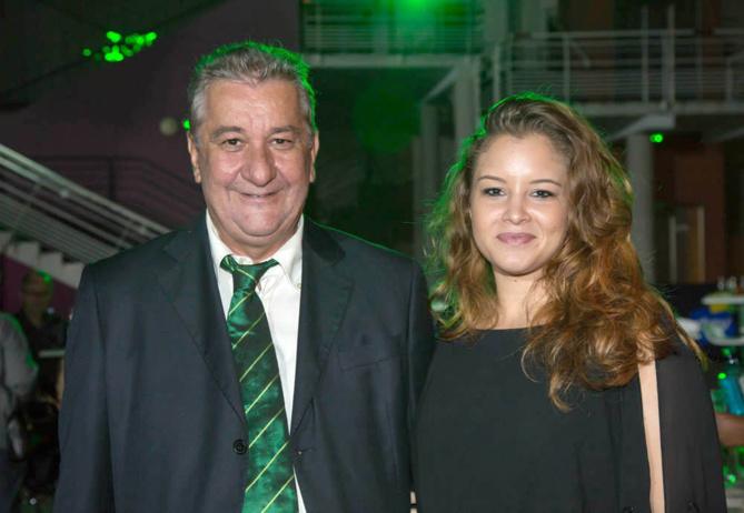 Alain Brana et Héloise Cadet