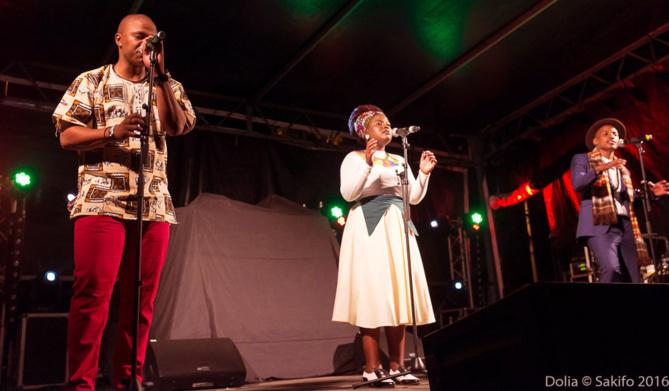 Sakifo<br>Lou Doilon en concert
