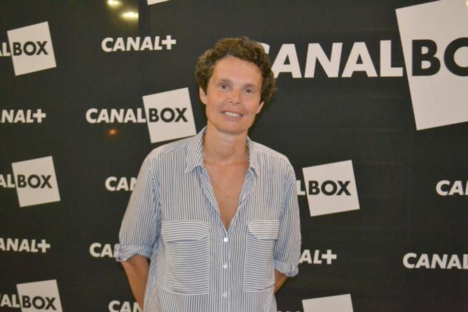 Catherine Carde est la nouvelle directrice générale de Canal+ Réunion depuis mi-avril