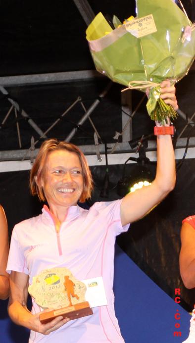 L'invitée-vedette et marraine de l'UTRB 2016, Nathalie Mauclair disputera l'épreuve-reine des 120 km à Maurice.