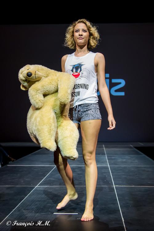 Fashion Show Undiz à la soirée Elite Model Look Reunion Island 2016