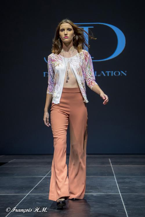 Dark Revelation sur le fashion show Elite Model Look Reunion Island 2016