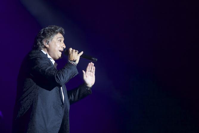 Frédéric François en concert<br>Les photos