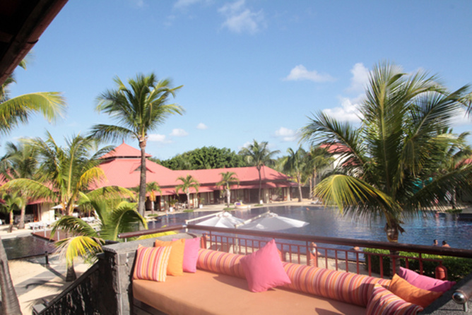 Un cadre exceptionnel pour des vacances exceptionnelles au Tamassa Hotel de Bel Ombre