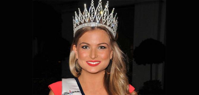 Miss Grande-Bretagne 2015 destituée!