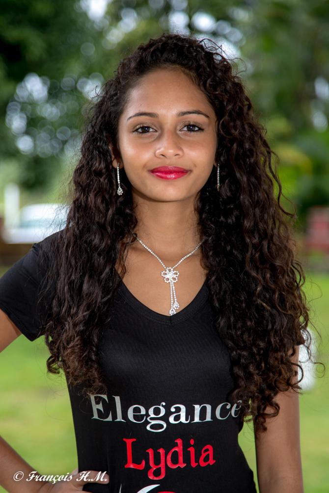 N°1: Lydia Yoti-Mohane