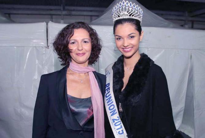 Miss Salazie 2016<br>Ericka Olivier couronnée