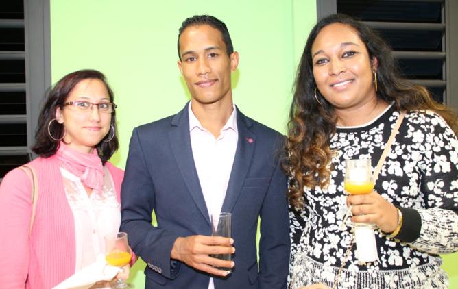Remise de diplômes à l'UCO La Réunion