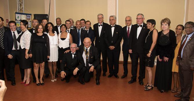 Le Rotary Club Saint-Denis Alizés