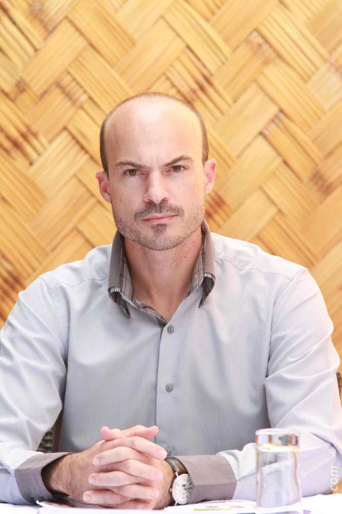 Willy Ethève, nouveau directeur de l'IRT