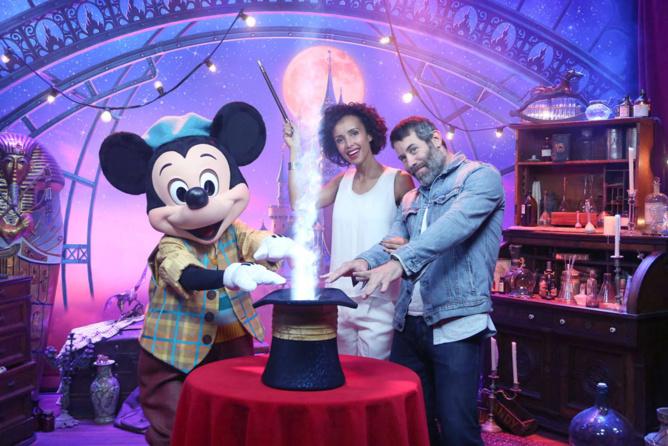 Disneyland Paris<br>«Mickey et le Magicien», nouveau spectacle