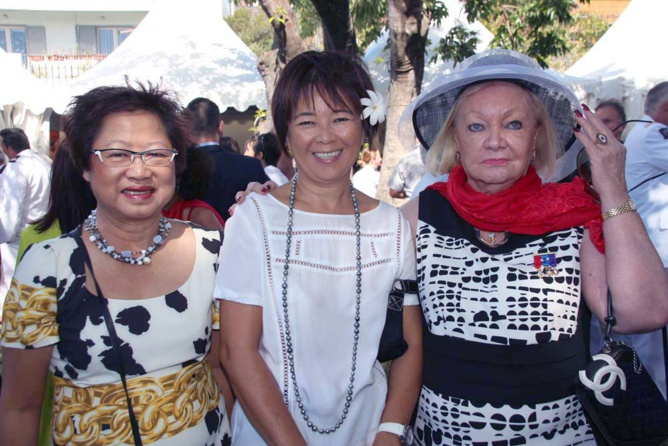 Garden Party de la Préfecture<br>D'autres photos