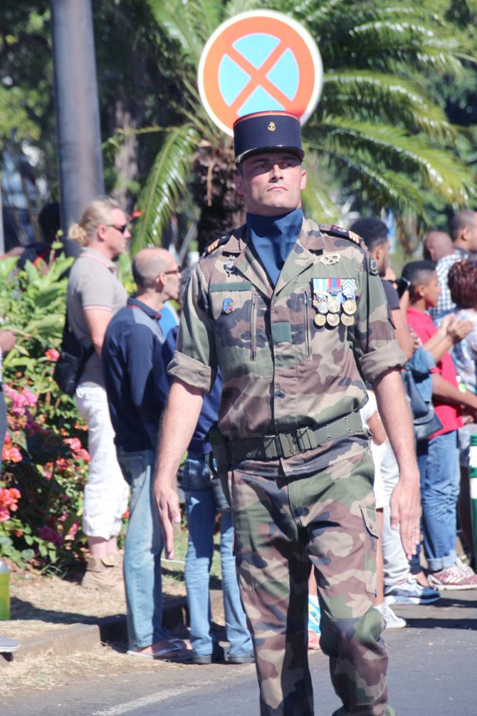 Défilé du 14 juillet 2016 au Barachois<br>Les photos