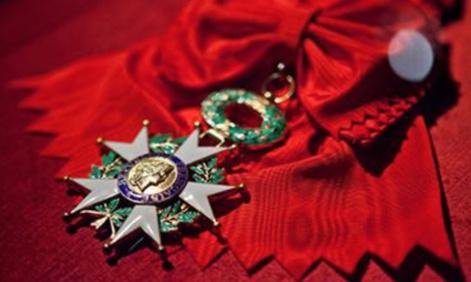 Promotion du 14 juillet<br>6 Réunionnais décorés de la Légion d'Honneur
