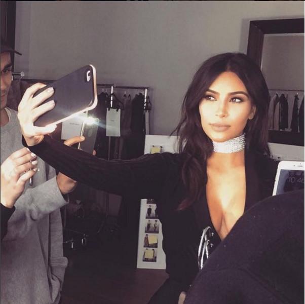 Photo: Instagram Kim Kardashian