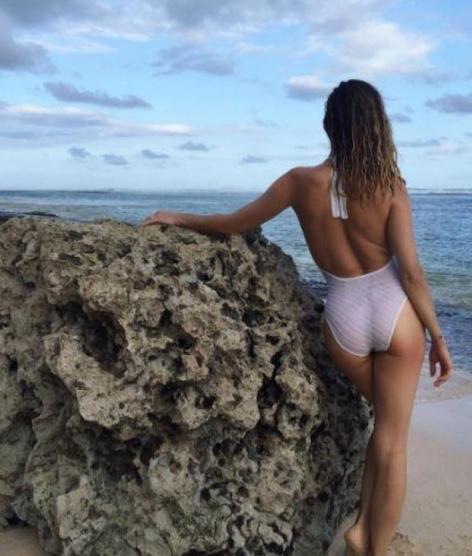 Clara Morgane: vacances sexy à Bali