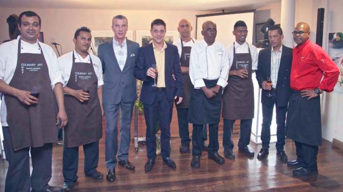 Acquacasia, ouvrage de recettes de l'Océan Indien<br>Soirée de lancement avec Azuima Issa