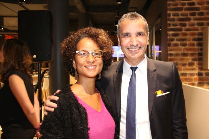 Géraldine Drula et Alexandre Karras