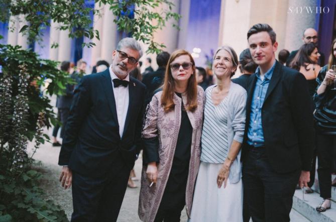 Marc Ascoli, Martine Sitbon, Catherine Bonifassi et Guillaume Henry