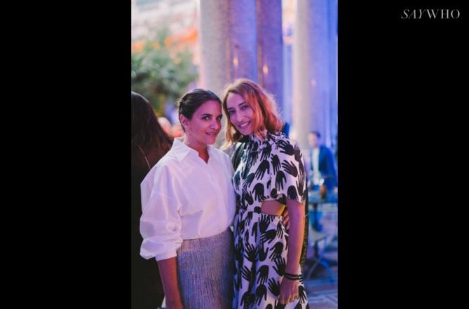 Laure Heriard-Dubreuil et Alexandra Golovanoff