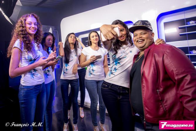 Miss Réunion 2016<br>Elles font chauffer la marmite cette semaine!