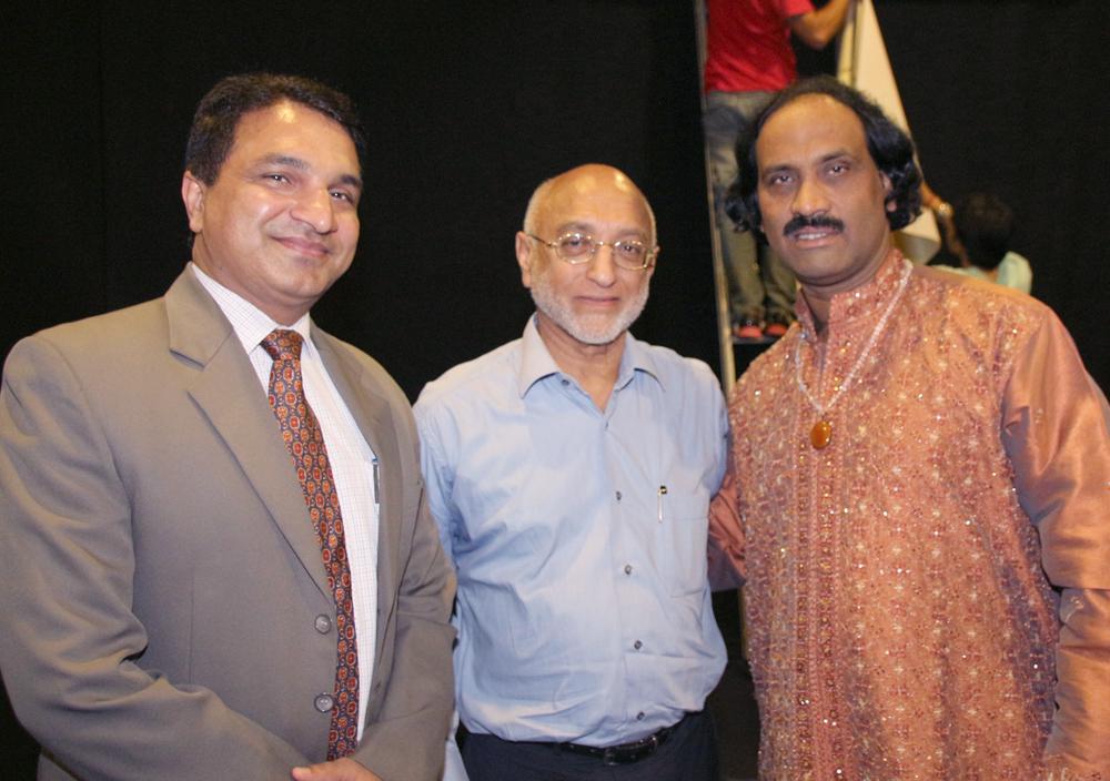 Le Consul de l'Inde a fêté l'Eid