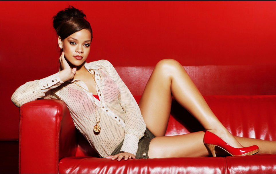 Rihanna complètement saoule au Mac Do!