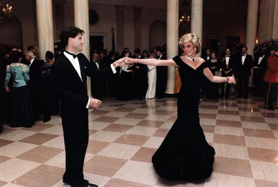 Quand la Princesse dansait avec John Travolta