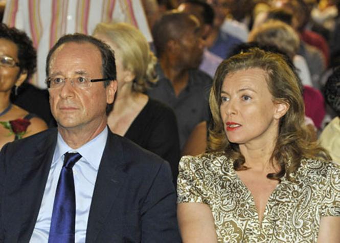 Hollande «libéré» après Valérie Trierweiler