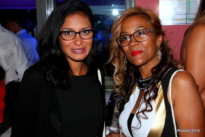 Yolande Calichama et Maeva Laravine de l'Oiseau Bleu