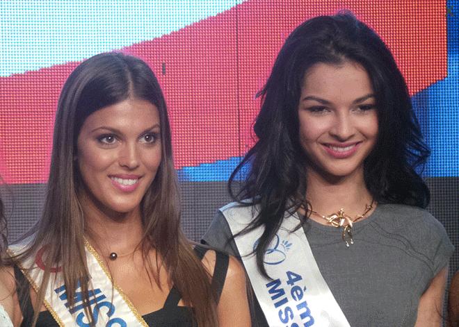 Miss France 2016 et Miss Réunion 2015