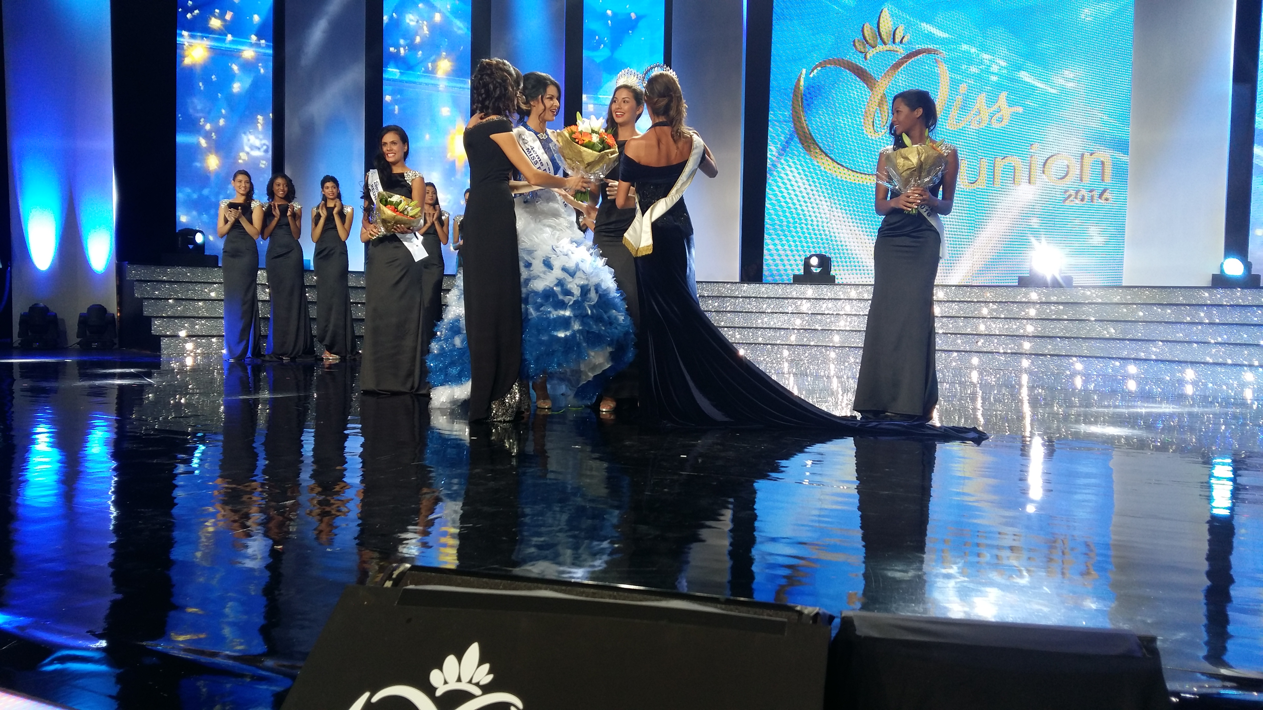 Ambre Nguyen devient Miss Réunion 2016