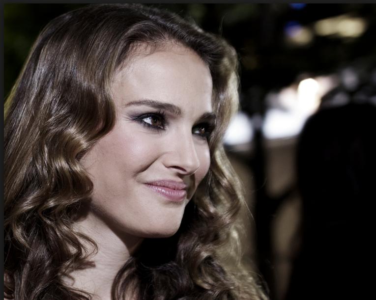 Natalie Portman balance sur les Parisiens