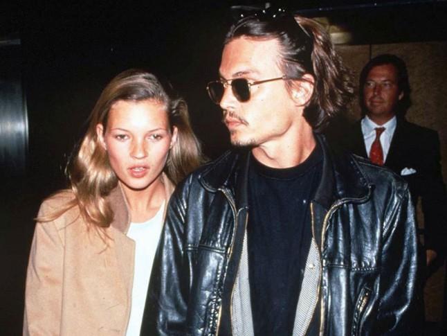 Johnny Depp & Kate Moss?
