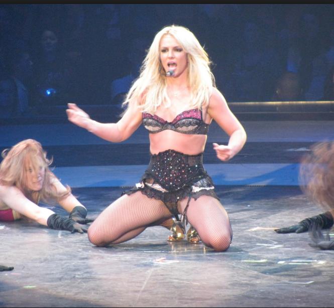 Britney Spears aurait plagié une candidate de l'Eurovision