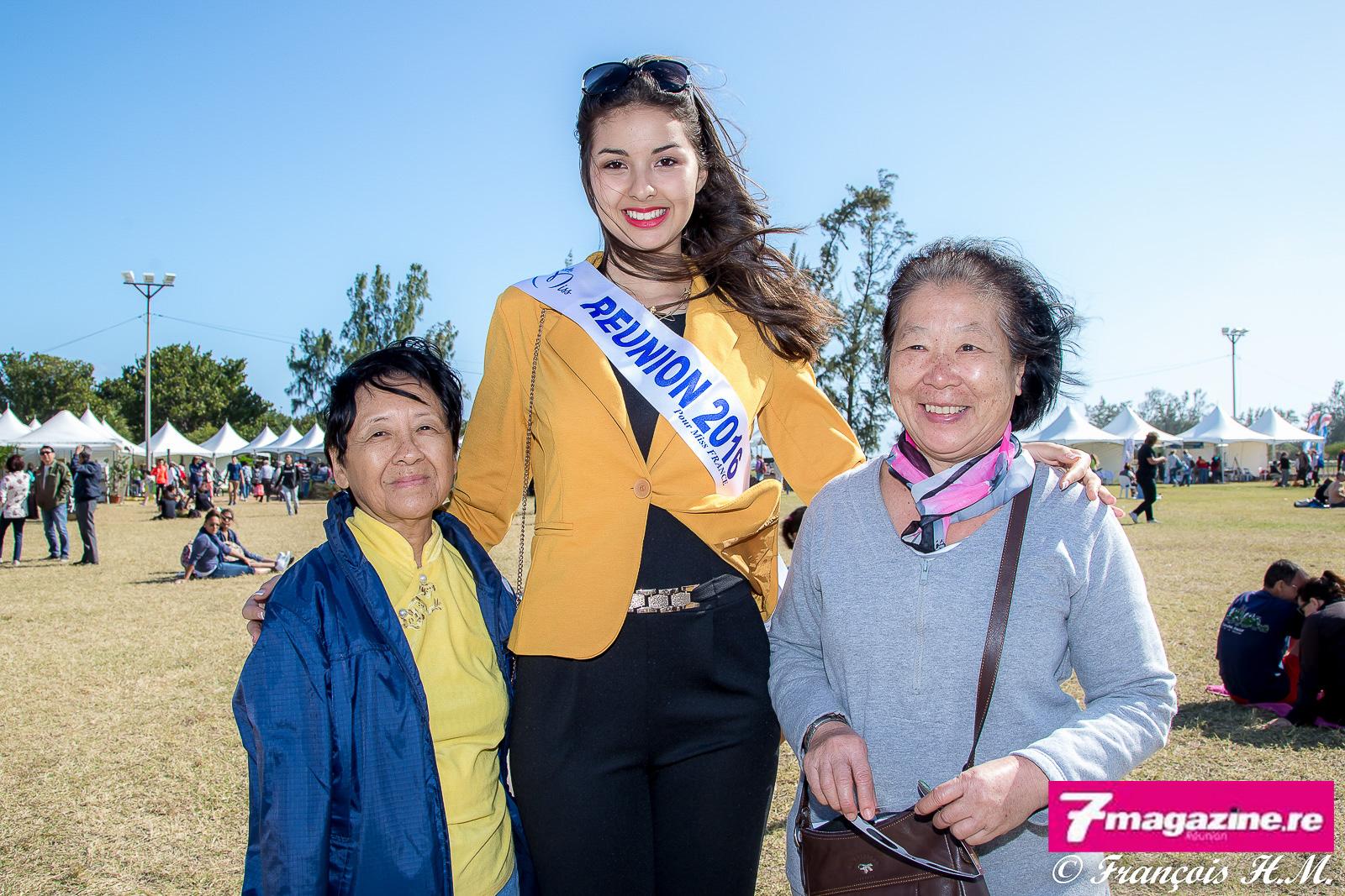 Les Chinoises ont adoré Ambre Nguyen