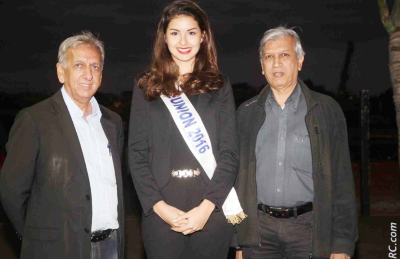 Aziz Patel, Ambre N'guyen et Zoeb Boudhabhay
