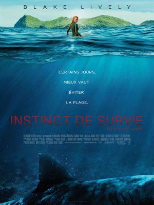 La sortie du mercredi : INSTINCT DE SURVIE (THE SHALLOWS)
