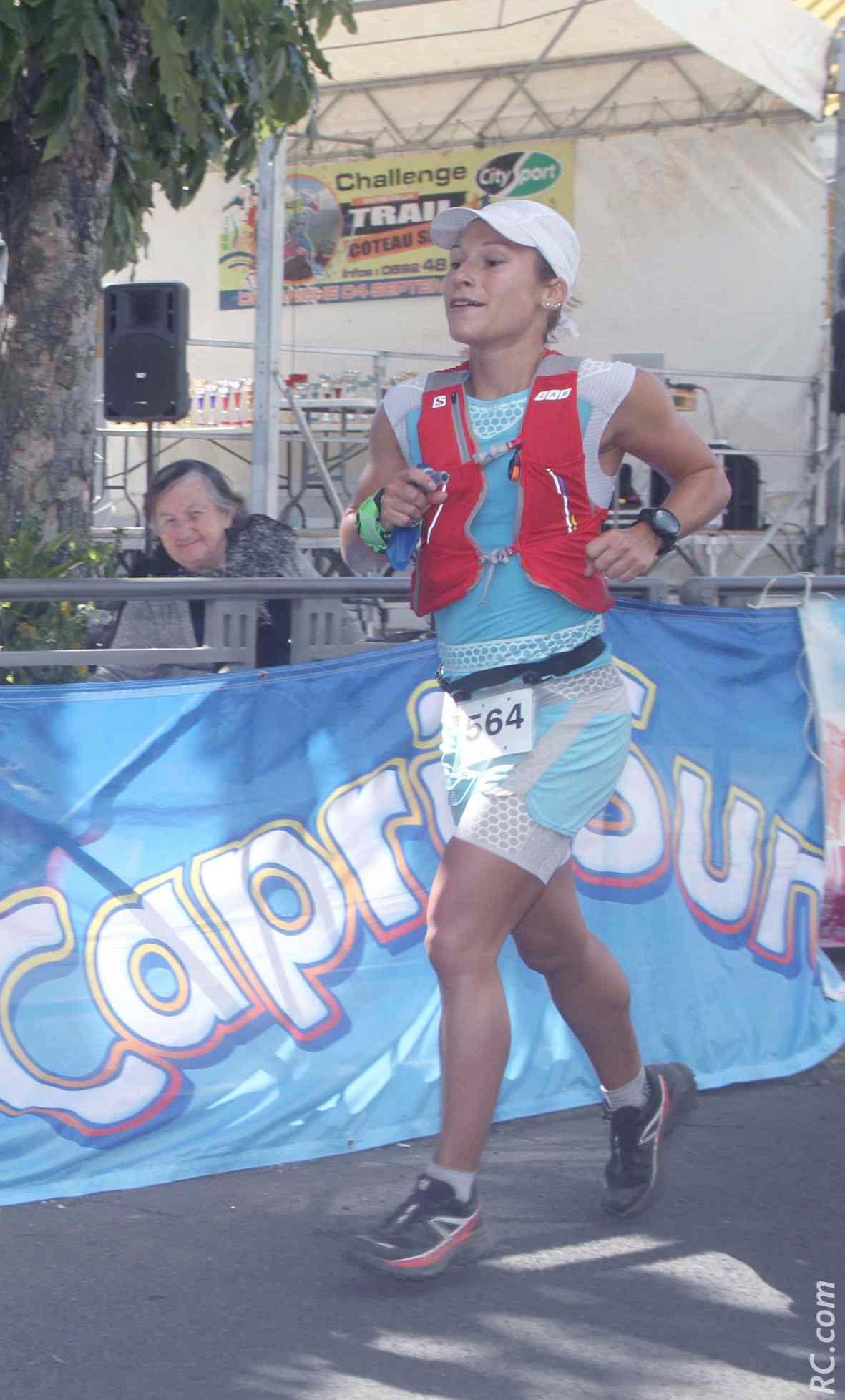 Amandine Ligonière pour une belle médaille de  bronze