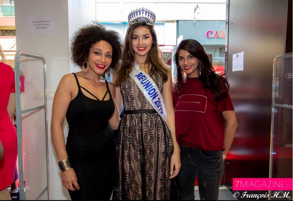 Miss Réunion 2016: gros succès à Saint-Pierre