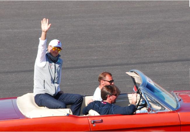 Michael Schumacher: ça ne va pas !