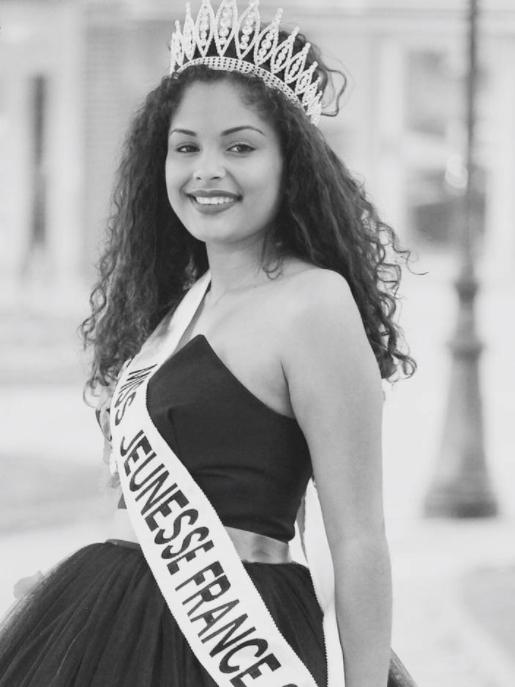 La Réunionnaise Emilie Técher élue Miss Jeunesse France 2016