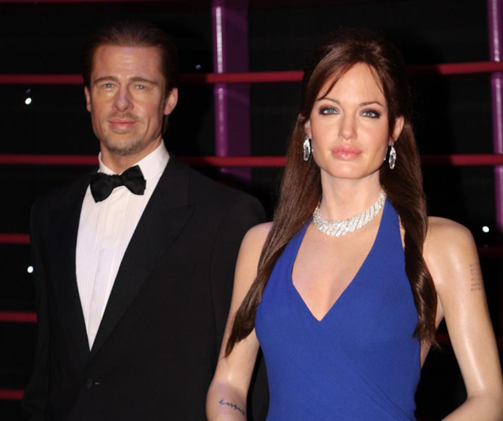 Angelina Jolie et Brad Pitt trouvent un accord provisoire