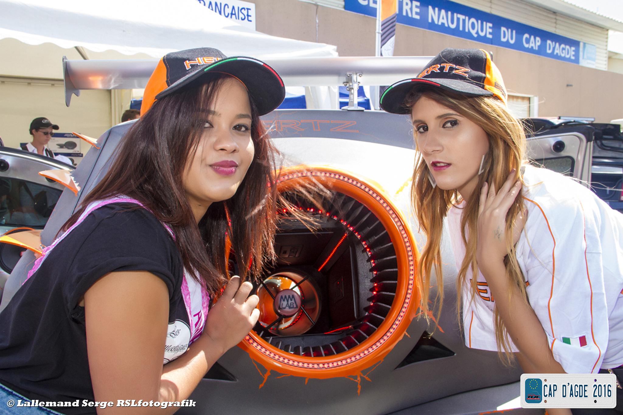 Les Ambassadrices Miss Tuning La Réunion