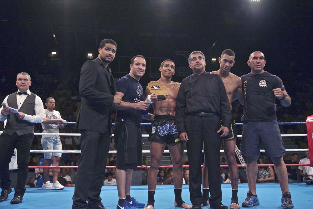"Boxe Thaï: ""Le Choc de l'Océan Indien"" a tenu ses promesses"