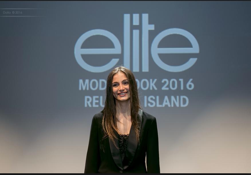 Kiara en juin, elle vient de remporter la finale Elite model Look Reunion Island 2016 (photo Dolia Prunier)