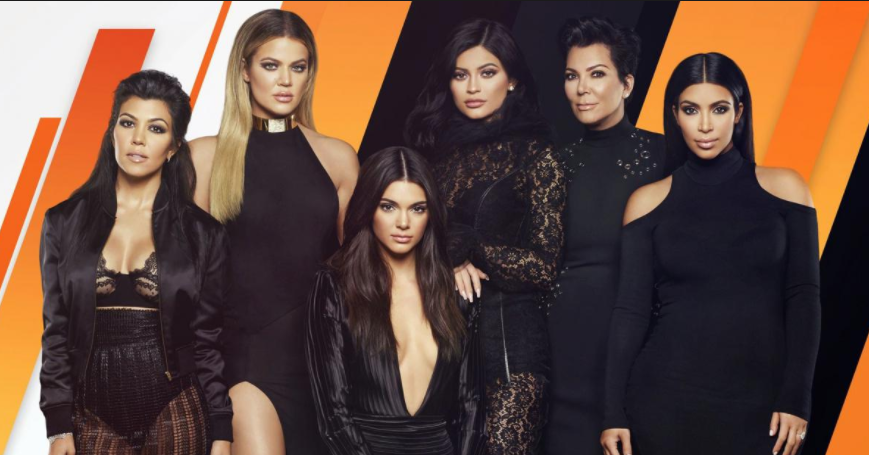 """L'incroyable famille Kardashian"": le tournage suspendu!"